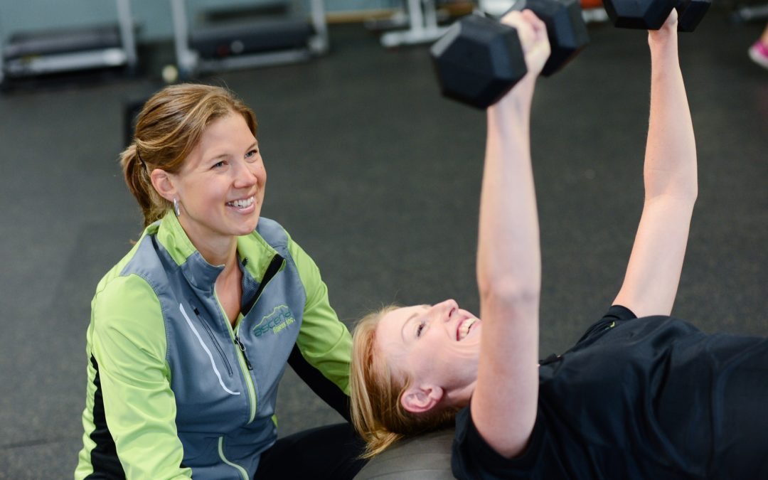 Personal Trainer availability for November